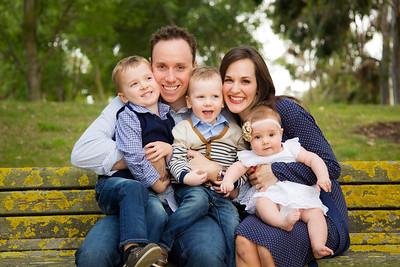 The Smith Family 2014