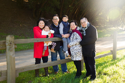 The Song/Lam Family December 2014