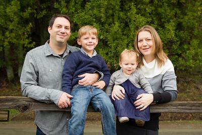 The Vandergriff Family December 2014