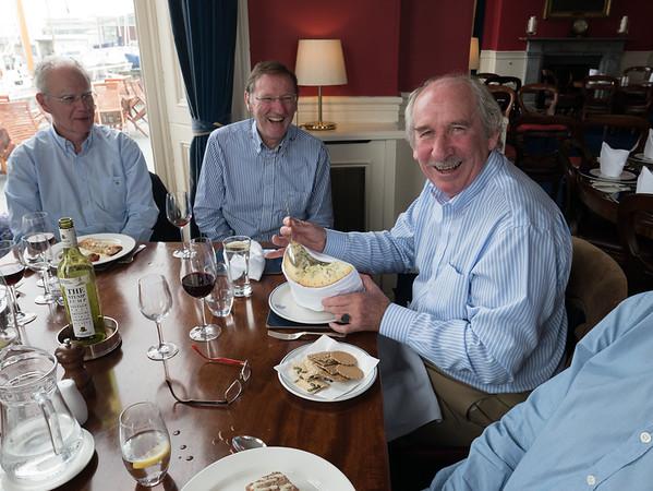 Royal Irish lunch July 2015