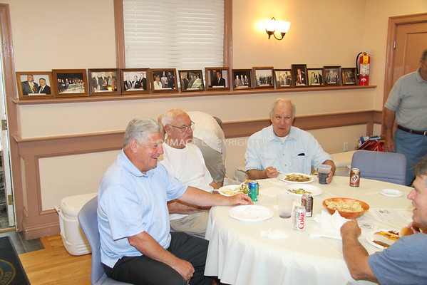 2012 Retirement Cookout