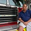 Retired Westinster Fire Chief Kevin Nivala. SENTINEL & ENTERPRISE/JOHN LOVE