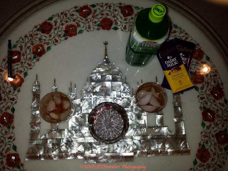 Taj Mahal marble table
