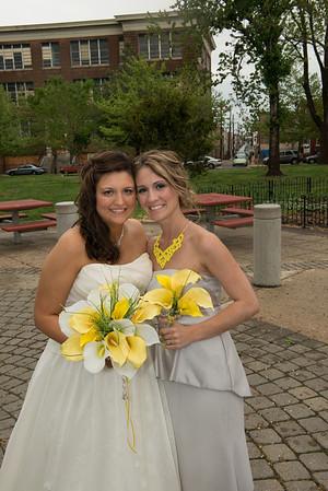 Nikki & Dennis's wedding