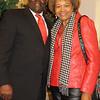 Dr. Hugine & Mary Williams Hurt