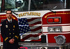 Brattleboro Fire Department Lt. Eric Poulin