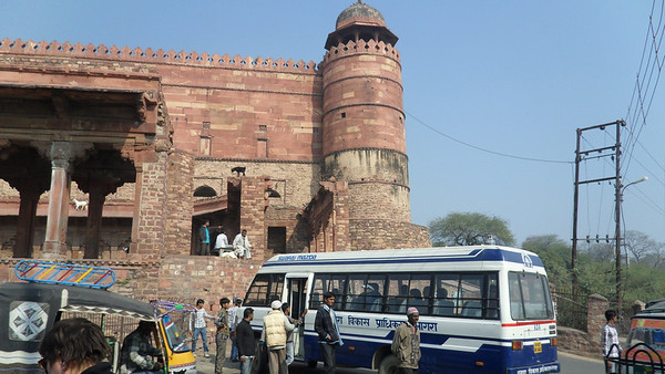 Fatehpur Sikri to Agra