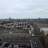 Not exactly a beautiful view from the top of the Guinness Storehouse - their 7-storey tour building.