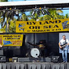 Video of the entertainment while we visited the Stone Crab Festival near the Cortez Kitchen.....served lots of stone crab and cold beer....