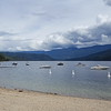 Shuswap Lake is quite an extensive lake.....a dream location for recreational boaters....
