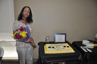 June Robinson retirement July 23, 2016