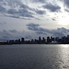 Another skyline shot showing a seaplane landing just as we did the day before.