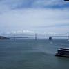 The Bay Bridge from San Francisco to Oakland.....