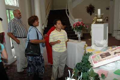 The Retirement Celebration for Connie Johnson-Roberts. (1973-2007) Sat June 23, 2007.  Wichita, Ks.