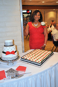 Retirement Party Honoring Mrs Patsy Barnes June 17, 2017