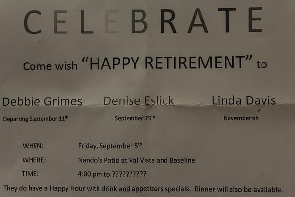 Deb Grimes Denise Eslick- Linda Davis