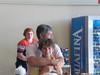 Jill O'Hana and her son--she retired too!