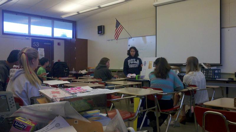 Trig Mathematician Presentations:  Sofia Braunstein