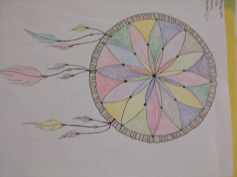 Daisy Design by Nicole Nguyen (Geometry)