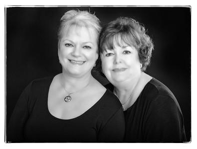 retouched, Gail & Friends