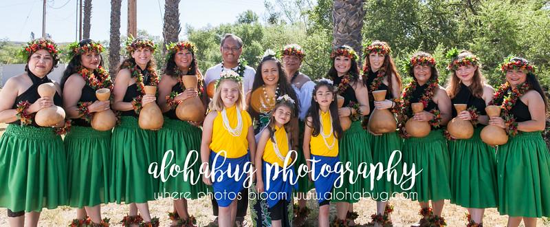 Hula Ohana by AlohaBug Photography