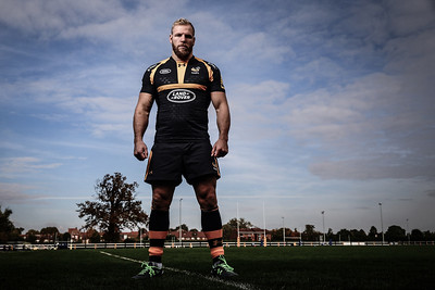 James Haskell for Wasps