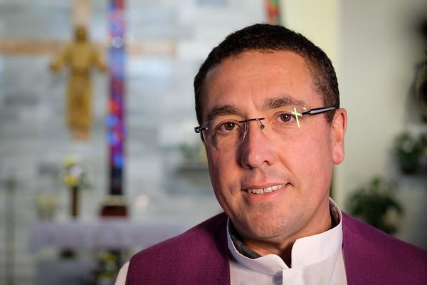 Párroco Domingo Muñoz