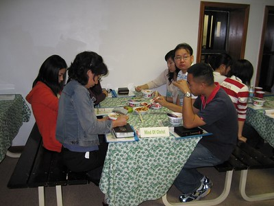 2005 Fall KBS Retreat (Annasan) (2)
