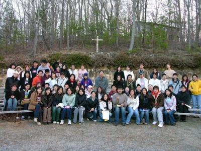 2006 Spring NCKBS Retreat