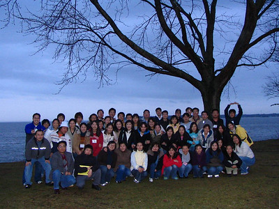 2006 Spring West and Baltimore Region Retreat