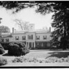 "Historic photo of Carroll's home ""Doughoregan Manor"" on Manorhouse Rd. He is buried in the attached chapel. Photo found on the web."