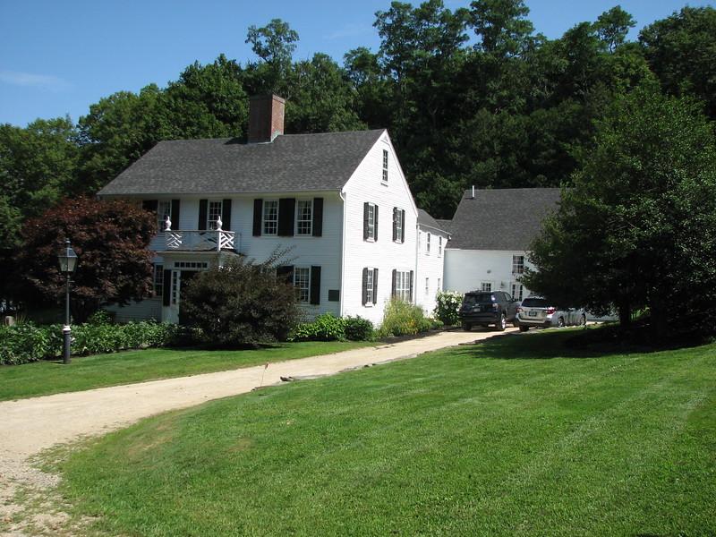 The Sullivan house