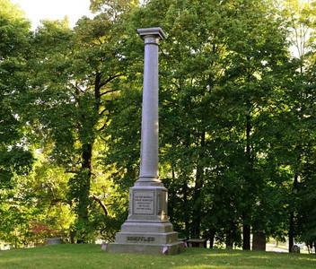 Gen. Philip Schuyler Grave