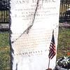 Older gravestone