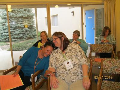 2012 Faith Women's Retreat