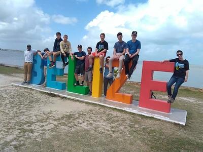 Companions Service Immersion, Belize, Feb. 2019