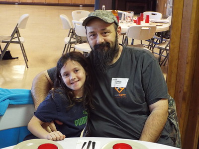 Father Daughter Retreat 2017