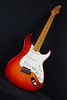 Don Grosh Retro Classic Custom in Dark Cherry Sunburst, SSS Pickups
