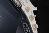 Don Grosh Retro Classic Custom in Gun Metal Gray Metallic, SSS Pickups
