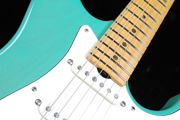 Retro Classic Custom, Mary Kay Seafoam Green, SSS Pickups