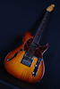Don Grosh Retro Classic Hollow T in Trans Tobacco Burst, TH Pickups