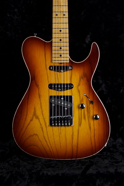 Retro Classic Vintage T #3546, Tobacco Burst, GT/60'sFat/GT pickups