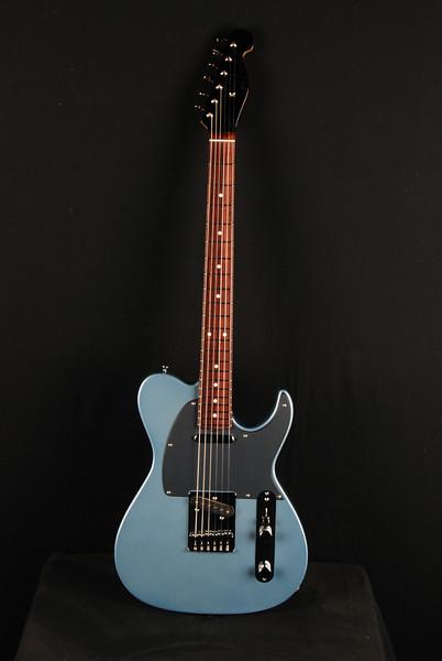 Don Grosh Retro Classic Vintage T in Glacier Blue Metallic, TT Pickups