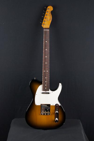 Retro Classic Vintage T, Two Tone Burst, TT