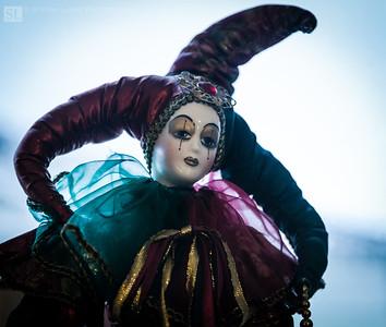 Venetian Puppet