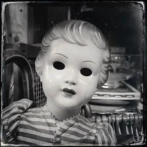 Really scary dolly!