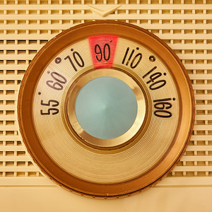 Vintage Radio Dial 1