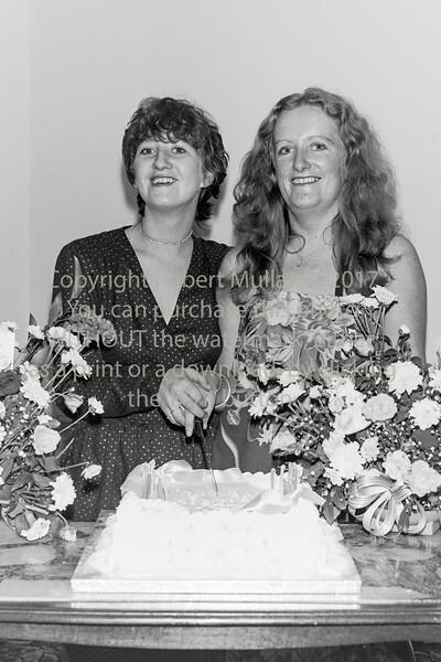 Beanie and Ann Bermingham, Arklow.