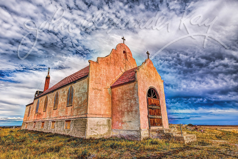 Sacred Heart, Montana