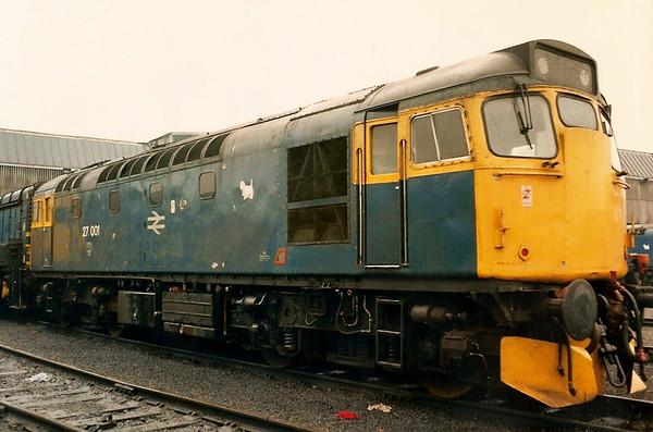 Retrospective - Class 27